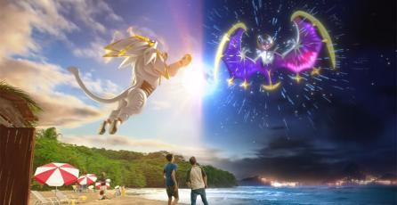 Nintendo presenta nuevo comercial de <em>Pokémon Sun & Moon</em>