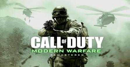 Se anuncian los requisitos mínimos para COD: Modern Warfare Remastered