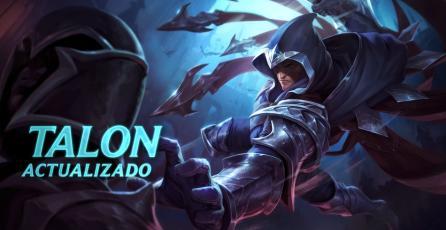 League of Legends: Mira la nueva presentación de campeones de Talon