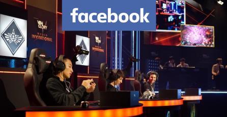 Facebook planea entrar de lleno al mundo eSports