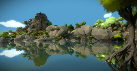 Éstas son las mejoras que tendrá <em>The Witness</em> en PS4 Pro