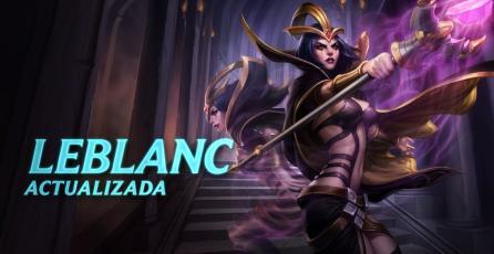 League of Legends: Mira la nueva presentación de campeones de LeBlanc