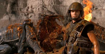 Confirman Reboot de <em>Starship Troopers</em>