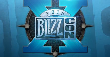 Mira la transmisión de BlizzCon 2016 con nosotros