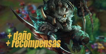 League of Legends: Rengar hará más daño y será inmune a los efectos de control