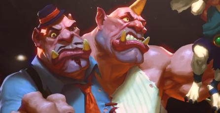 <em>Los Callejones de Gadgetzan</em> es la nueva expansión para <em>Hearthstone</em>