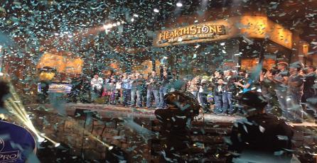 Pavel se convierte en el Campeón Mundial de Hearthstone 2016