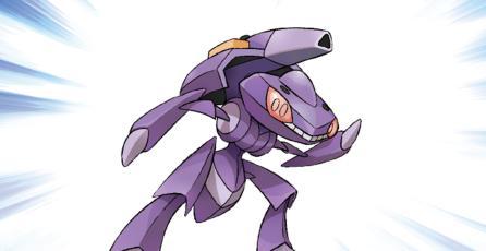 The Pokémon Company regalará a Genesect en noviembre