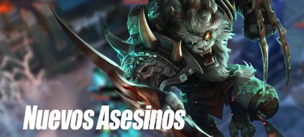 League of Legends: Es época de asesinos