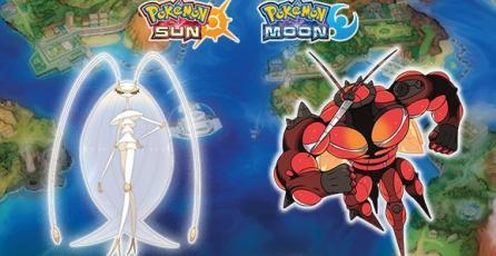 Lista de los Pokémon exclusivos de <em>Sun & Moon</em>
