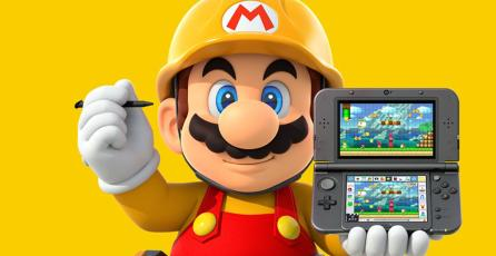 Nintendo lanza nuevo video de <em>Super Mario Maker 3DS</em>