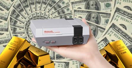 Los precios de Mini NES Classic alcanzan casi los mil dólares en eBay