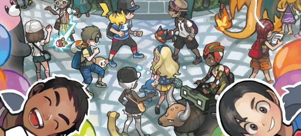 Podrás probar <em>Pokémon Sun &amp; Moon</em> en la Ciudad de México
