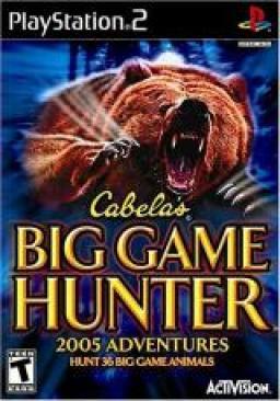 Cabelas Big Game Hunter 2005 Adventures
