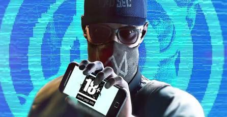 Jugador es baneado de PSN por foto de genitales en <em>Watch Dogs 2</em>