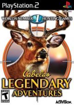 Cabelas Legendary Adventures