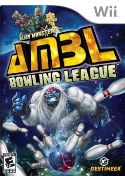 Alien Monster Bowling