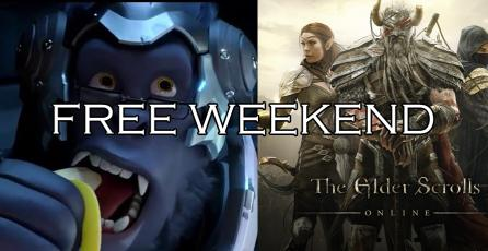 <em>The Elder Scrolls Online</em>  y <em>Overwatch</em> serán gratis este fin de semana