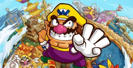 <em>Wario Land: Shake It!</em> ya está disponible en la Consola Virtual de Wii U