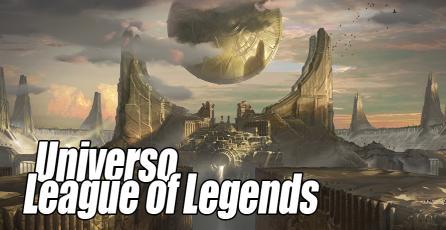 Conoce a fondo la historia de League of Legends en este nuevo sitio