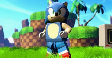 Sonic ya está disponible en <em>LEGO Dimensions</em>