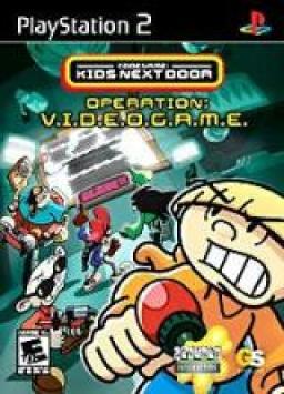 Kids Next Door: Operation V.I.D.E.O.G.A.M.E.