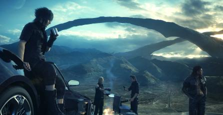 Square Enix comparte detalles del primer parche de<em> Final Fantasy XV</em>