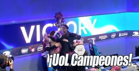 League of Legends: Unicorns of Love se corona como campeón de IEM Oakland