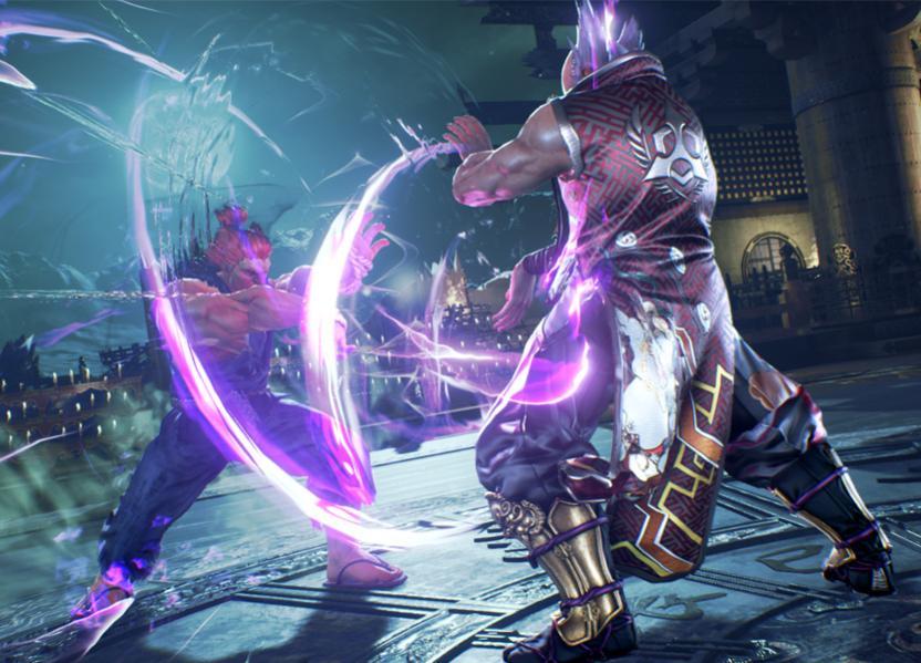 Akuma añade un nuevo elemento a la historia de Tekken