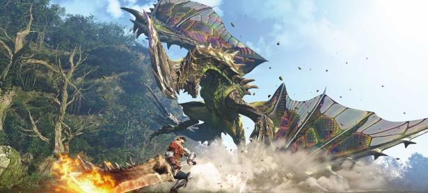 <em>Monster Hunter</em> prepara su llegada a los cines