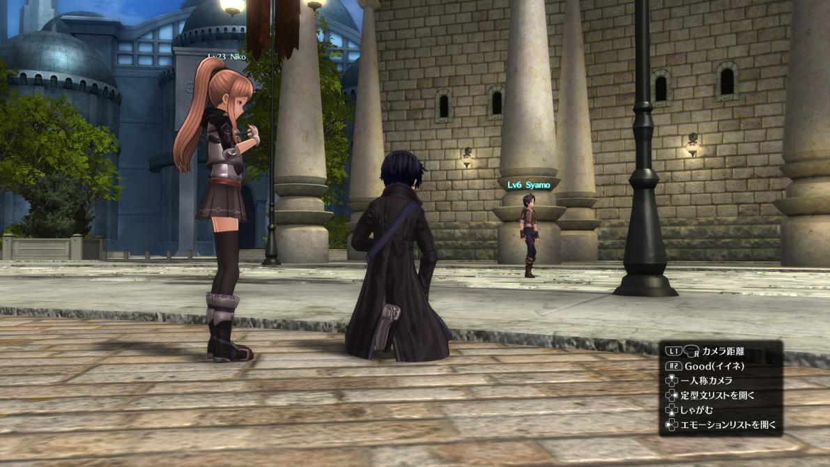Sword Art Online: Hollow Realization - LevelUp