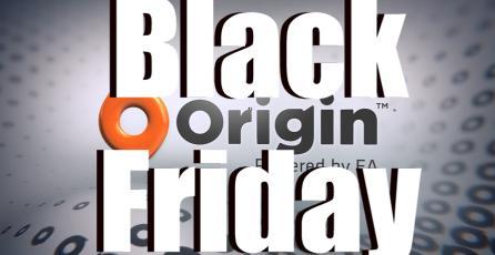 Origin comienza ofertas de Black Friday
