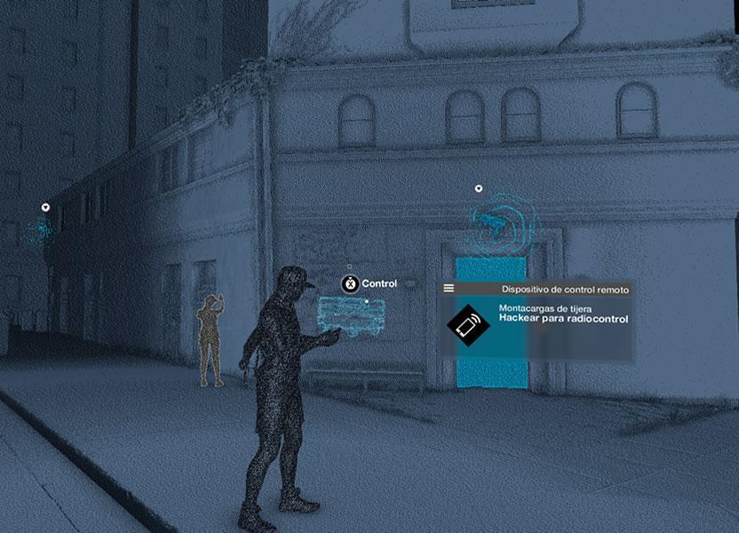 El hackeo en Watch_Dogs 2