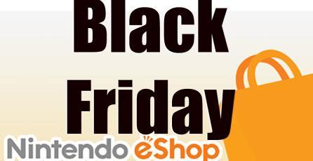 Comienzan las ofertas de Black Friday en la eShop de Nintendo