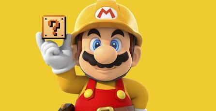 <em>Super Mario Maker</em> recibe nuevo atuendo
