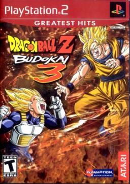 Dragon Ball Z Budokai 3