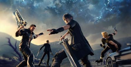 <em>Final Fantasy XV</em>