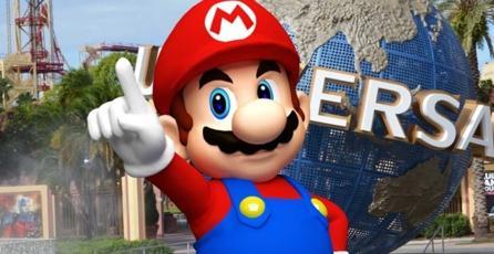 Parques de Universal y Nintendo te introducirán en tus juegos favoritos