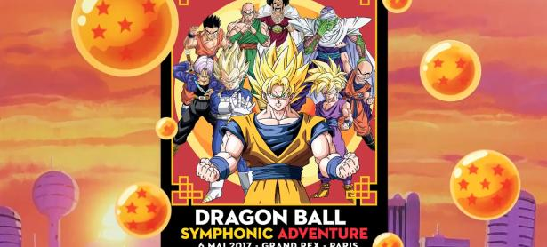 El Concierto sinfónico de Dragon Ball tiene Tráiler
