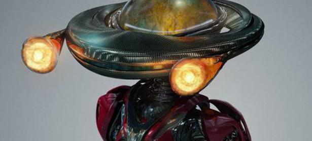 Revelan el aspecto de Alfa 5 en la película de <em>Power Rangers</em>