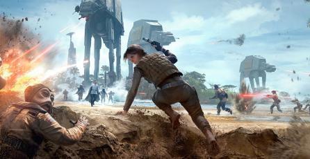 Mira el nuevo trailer de <em>Star Wars Battlefront - Rogue One: Scarif</em>