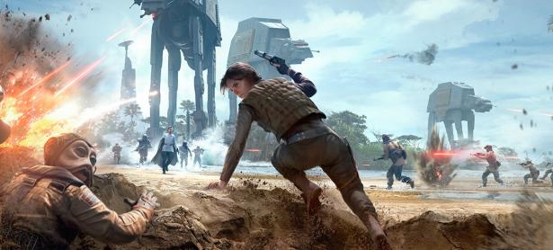 Mira el nuevo trailer de <em>Star Wars Battlefront - Rogue One: Scarif</em>