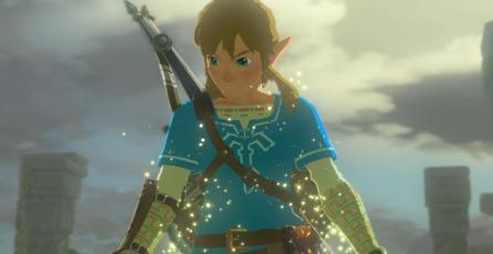 No te pierdas el nuevo trailer de <em>Zelda: Breath of The Wild</em>