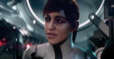 Checa el emocionante gameplay de <em>Mass Effect: Andromeda</em>