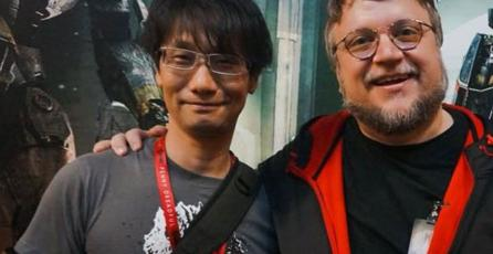 "Guillermo del Toro: ""A la mierda Konami"""