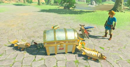 Nuevos Amiibos de The Legend of Zelda te dan comida y objetos dentro del Juego