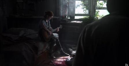<em>The Last of Us: Part II</em> se muestra en la PSX 2016