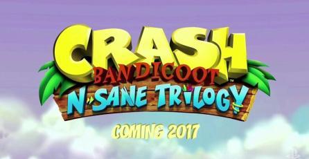 Nuevos detalles en la triología remasterizada de Crash Bandicoot
