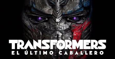 <em>Transformers: El Último Caballero</em> estrena nuevo tráiler