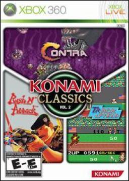Konami Classics Vol. 2.